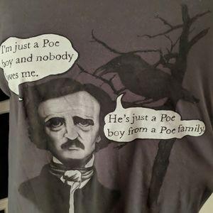 Raven - Edgar Allan Poe - Queen crossover